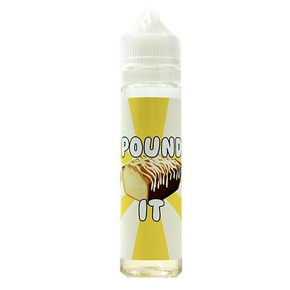 Pound It E Liquid 50ml by Food Fighter Juice Only (Zero Nicotine)