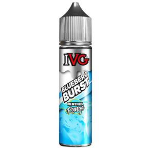 Blueberg Burst E Liquid 50ml by I VG Menthol Only £10.99 (Zero Nicotine)