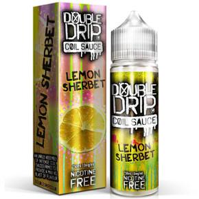 Lemon Sherbet E Liquid 50ml by Double Drip Coil Sauce