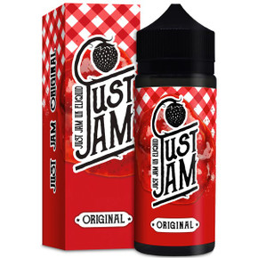Original E Liquid 100ml Shortfill By Just Jam