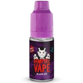 Black Ice E Liquid 10ml By Vampire Vape
