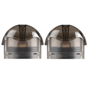 2 Pack Replacement Perkey LOV Pod Cartridges Black
