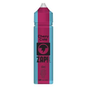 Cherry Cola E Liquid 50ml by Zap! Only £9.49 (Zero Nicotine or with Free Nicotine Shot)