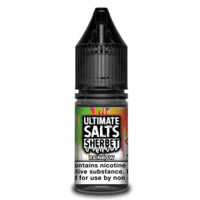 Rainbow Sherbet - Ultimate Salts - 10ml Nic Salts
