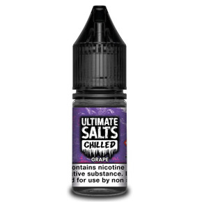 Grape Chilled - Ultimate Salts - 10ml Nic Salts