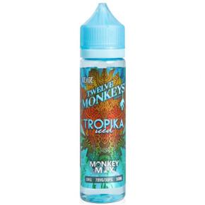 Tropika Iced E Liquid 50ml By Twelve Monkeys