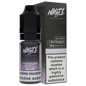 Stargazing Nic Salt E Liquid 10ml By Nasty Juice