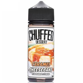 Caramel Cheesecake E Liquid 100ml by Chuffed Desserts
