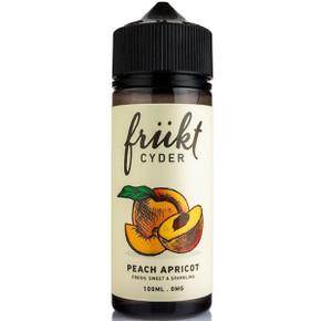 Peach Apricot E Liquid 100ml by Frukt Cyder