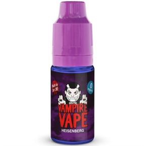 Heisenberg E Liquid 10ml By Vampire Vape