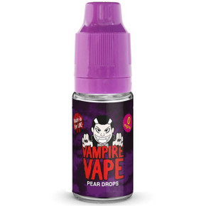 Pear Drops E Liquid 10ml By Vampire Vape
