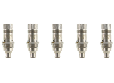 5 Pack Aspire Nautilus BVC Atomizer Coil Heads