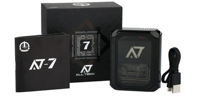 Wotofo Stentorian AT-7  Box Mod Contents