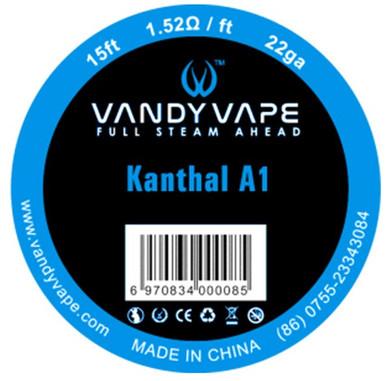 Kanthal A1 Wire 22GA