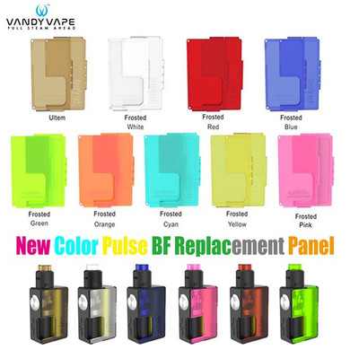 Vandy Vape Pulse BF Frosted Replacement Panels