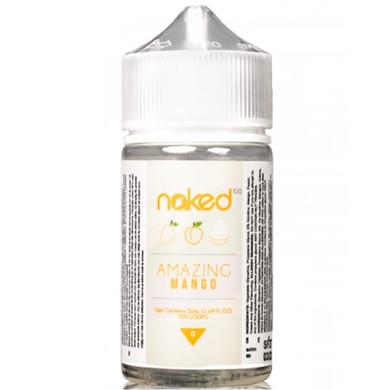 Amazing Mango E Liquid 50ml Shortfill by Naked 100 (Zero Nicotine)