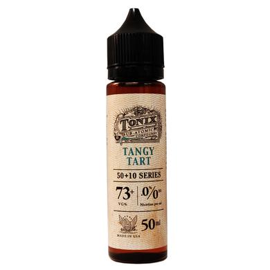 Tangy Tart E Liquid 50ml(60ml with 1 x 10ml nicotine shots to make 3mg) by Tonix E Liquids (Zero Nicotine)
