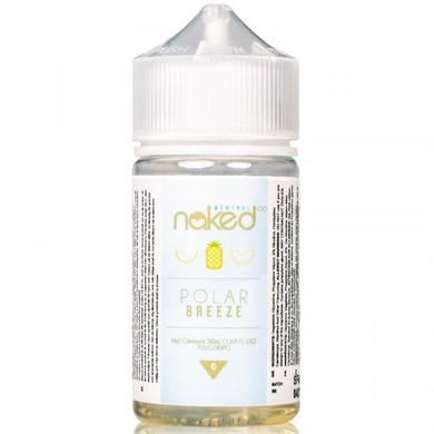 Polar Breeze (Frost Bite) E Liquid 50ml Shortfill from Naked 100 Range (Zero Nicotine)