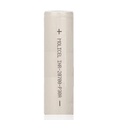 Molicel INR 20700M 3000 mah 30a Battery