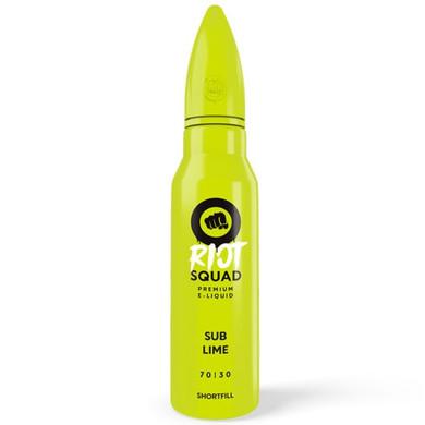 Sub-Lime E Liquid 50ml by Riot Squad
