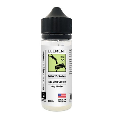 Element Key Lime Cookie 100ml E Liquid