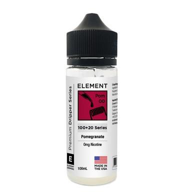 Element Pomegranate 100ml E Liquid