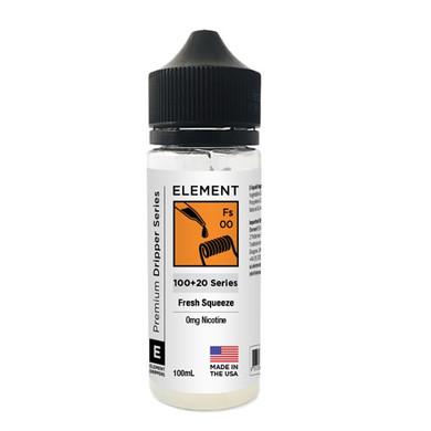 Element Fresh Squeeze 100ml E Liquid