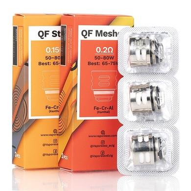 Vaporesso - QF Coils - Packaging & Contents
