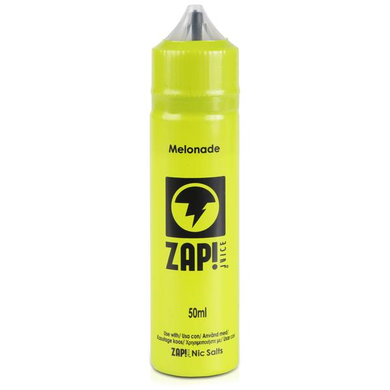Melonade E Liquid 50ml by Zap! Only £9.49 (Zero Nicotine or with Free Nicotine Shot)