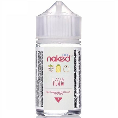 Lava Flow Ice E Liquid 50ml by Naked 100