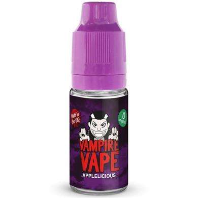 Applelicious E Liquid 10ml By Vampire Vape
