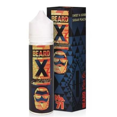 No.71 E-Liquid 50ml Shortfill 0mg (3mg With Use Of Free Nic Shot Provided) By Beard Vape Co.