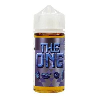 Blueberry Cereal Donut Milk E Liquid 100ml Short Fill 0mg (3mg With Use Of Free Nic Shots Giving 120ml/3mg) By Beard Vape Co