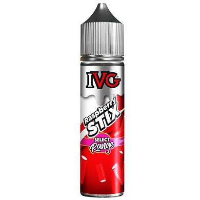 Raspberry Stix E Liquid 50ml by I VG