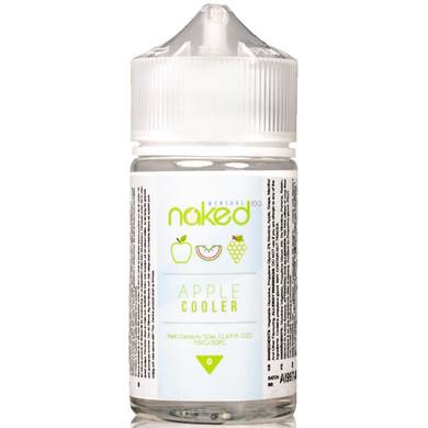 Apple Cooler E Liquid 50ml by Naked 100