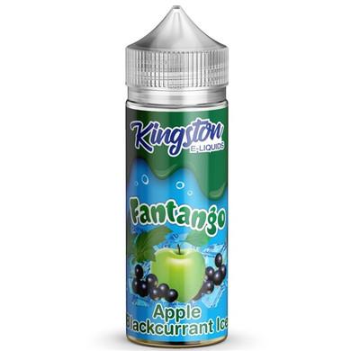 Apple Blackcurrant Ice Fantango E Liquid 100ml by Kingston