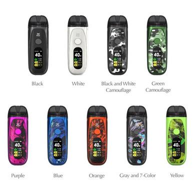Smok Pozz X Pod Vape Kit Colour Options