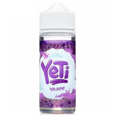 Grape Ice Cold E Liquid 100ml by Yeti