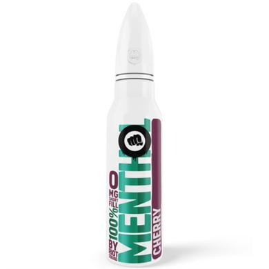 Cherry Menthol E Liquid 50ml by Riot Squad  £9.99 inc Free Nic Shot