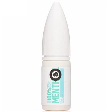 Ice Menthol Hybrid Salt E Liquid 10ml by Riot Squad