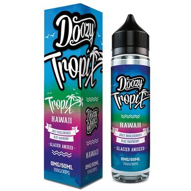 Hawaii E Liquid 50ml by Doozy Tropix