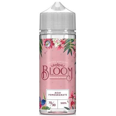 Acai Pomegranate E Liquid 100ml by Bloom