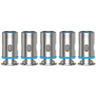 5 Pack Aspire BP Coil Heads