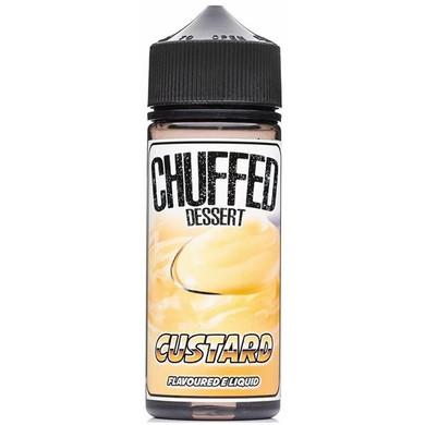Custard E Liquid 100ml by Chuffed Desserts