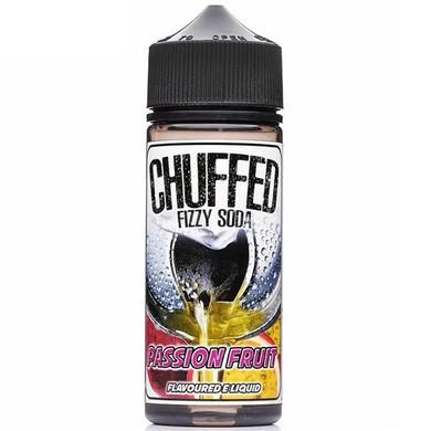 Passion Fruit Fizzy Soda E Liquid 100ml by Chuffed