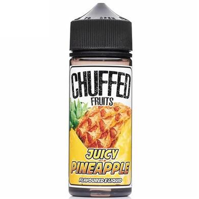 Juicy Pineapple E Liquid 100ml by Chuffed Fruits