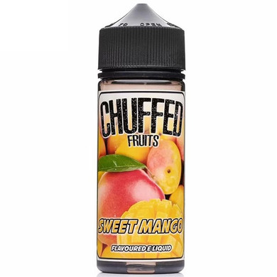 Sweet Mango E Liquid 100ml by Chuffed Fruits
