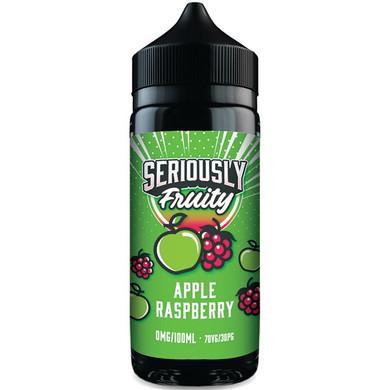 Apple Raspberry E Liquid 100ml by Seriously Fruity