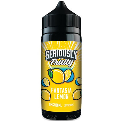 Fantasia Lemon E Liquid 100ml by Seriously Fruity