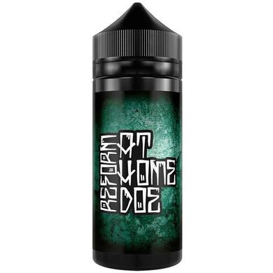 Reform E Liquid 100ml by At Home Doe (Zero Nicotine & Free Nic Shots to make 120ml/3mg)